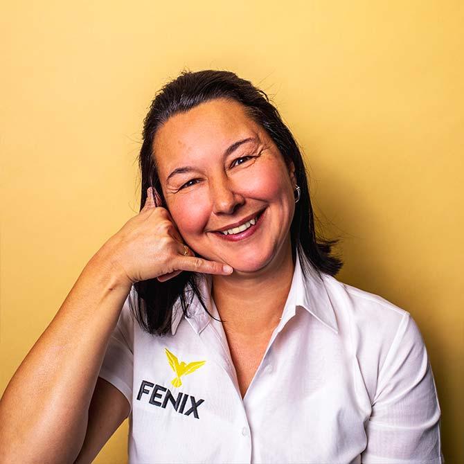 Becky Harris - Fenix Admin Assistant