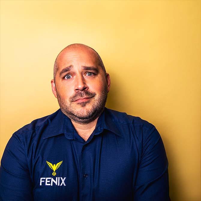 Carl Meason - Fenix Managing Director