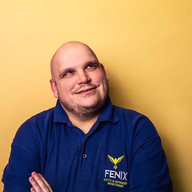 Dave Meek - Fenix Head of IT