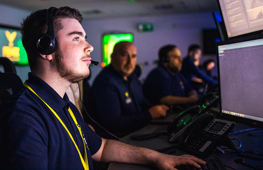 Better control room staff for a better Fenix experience